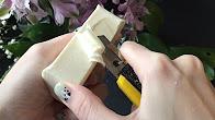 Мыльные губки HomeQueen с ароматом розы - YouTube