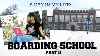 a day in my life boarding school part 2