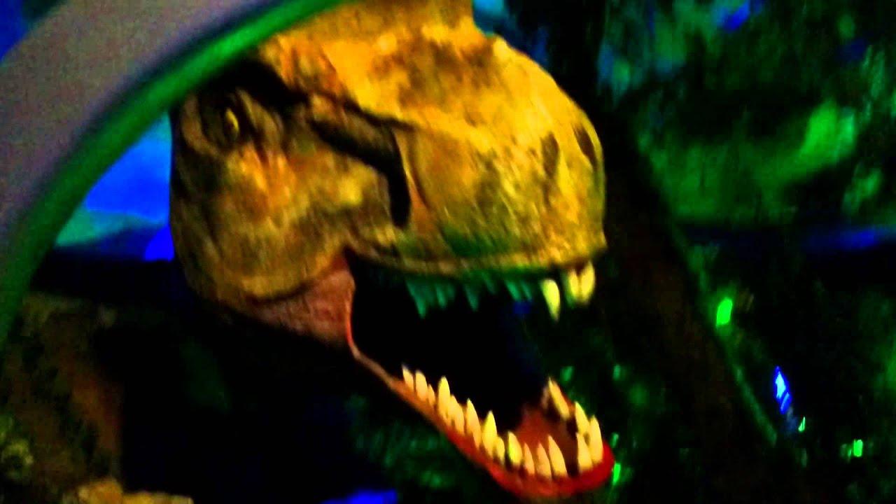 Jurassic Aquarium - Aquario de Sao Paulo - YouTube