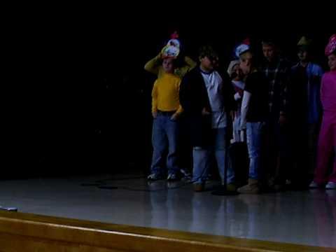 A.L. Wilson Elementary school play