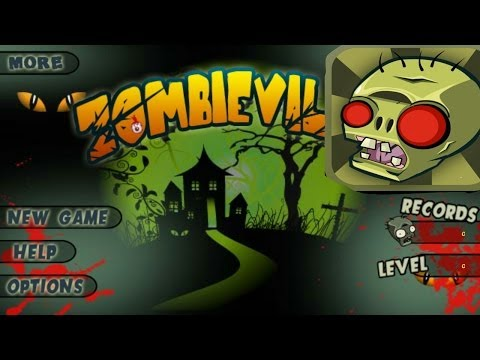 Zombie Village;Walkthrough LoLz - Android Gameplay