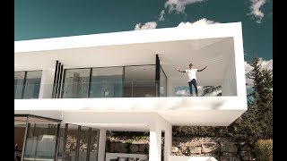 DRONE CRASH IN A 3.5M € HOUSE | VLOG 18