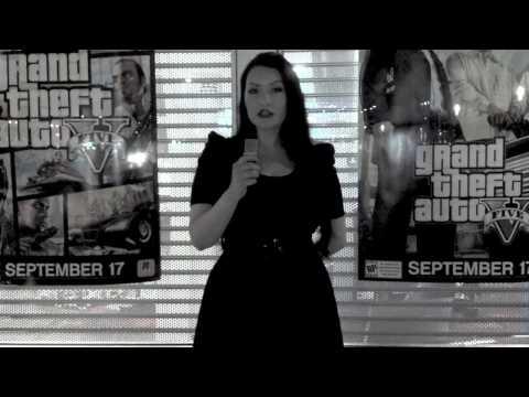 Grand Theft Auto V Midnight Release hosted by Dahlia Dark