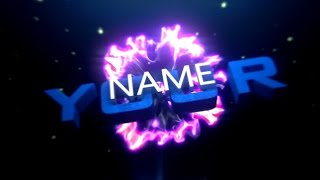 Free 3D Intro #7 | Cinema 4D/AE Template