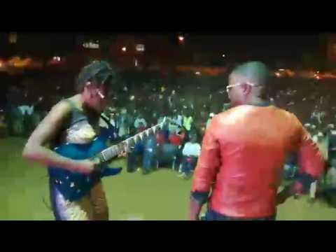 WERRASON SARAH SOLO ALELISI BANA MBANZA KONGO BOLANDA