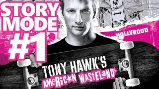 Tony Hawk's American Wasteland [PC] Story Mode #1 - Longplay / No Commentary / Full Playthrough