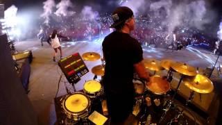 "Maluma - Carnaval (Live DrumCam) Miguel Ortiz ""Titi"""