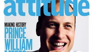 Prince William Will Appear On The Cover Of A Gay Magazine