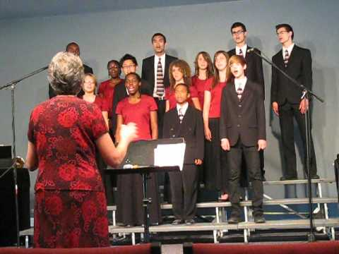 Ouachita Hills Academy Chorale: Ride the Morning Winds