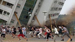 Gambar cover Bu Unutulmaz 10 Deprem Anı Kameralara Yakalandı!