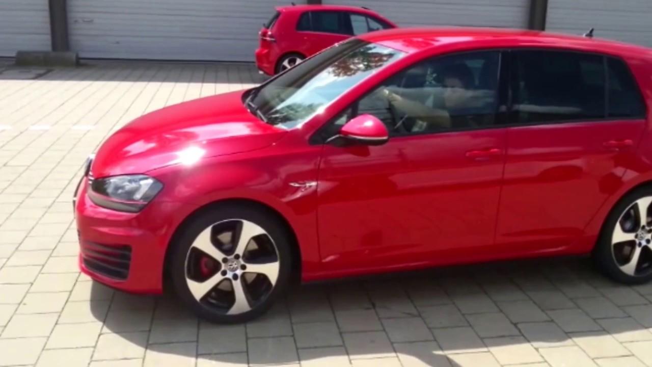 VW Golf Mk VII GTI XDS Elektronische Differenzialsperre Volkswagen  フォルクスワーゲン ゴルフ 大众高爾夫 高尔夫