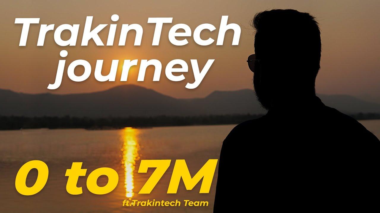 Download TrakinTech Journey From 0 To 7,000,000 | Old Studio Tour 2021 ⚡ Feat. TrakinTech Team