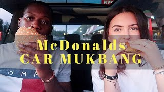MACCIE CAR MUKBANG met VERLOOFDE - makeupartistfadim
