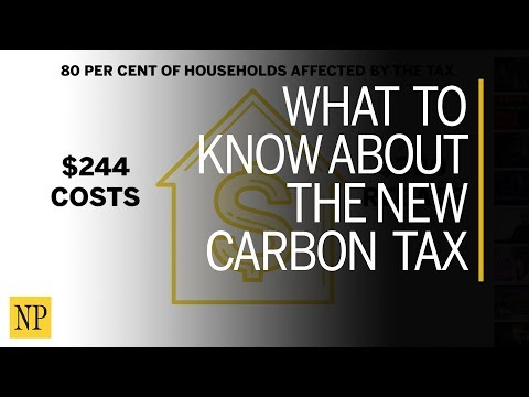 What You Need To Know About Canada's New Carbon Tax