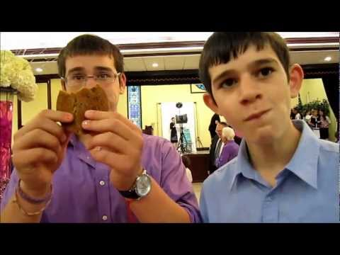 Today's Chicago Bat Mitzvah Footage - Kosher Fun For Everyone!
