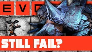 WOULD EVOLVE STILL FAIL NOW? Evolve Gameplay Stage Two (PC Monster Gameplay)