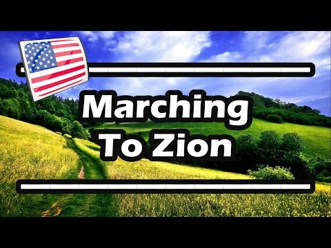 Marching To Zion — Piano