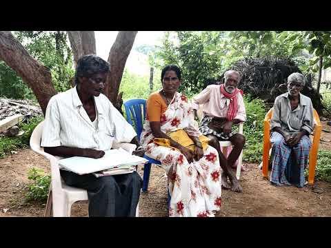 Mr Basavaraj from Halaguru, Mandya Aifo life stories