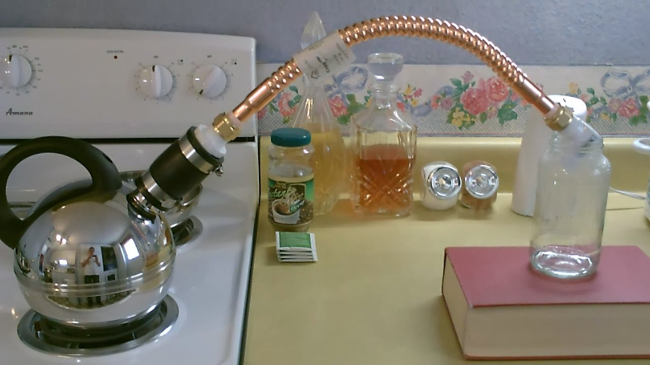 The Basic And Simple Principles Of Water Distillation  U2013 Survivalkit Com