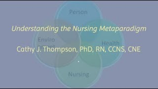 Understanding the Nursing Metaparadigm