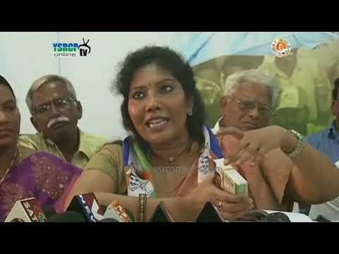 Ongole : YSRCP Leaders reveals the details on Upcoming Party programmes - 11th Sep 17