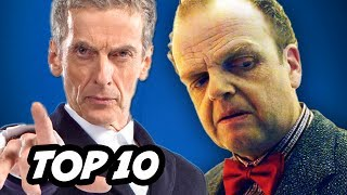 Doctor Who Series 8 - Top 10 Monsters