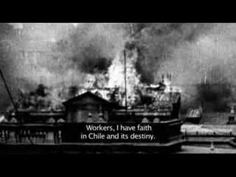 War on Democracy - US backed 1973 coup in Chile