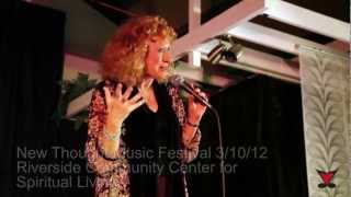 I Lost The Right To Sing The Blues - Karen Drucker - New Thought Music Festival 2012