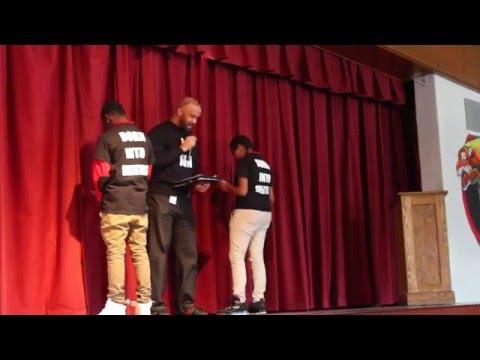 Black History Month at Thurgood Marshall