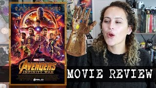 Avengers: Infinity War Review -NO SPOILERS AT ALL!