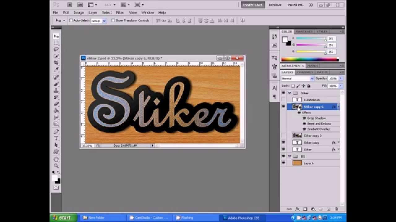 Keren ! Inilah Cara Membuat Desain Cutting Sticker dengan ...
