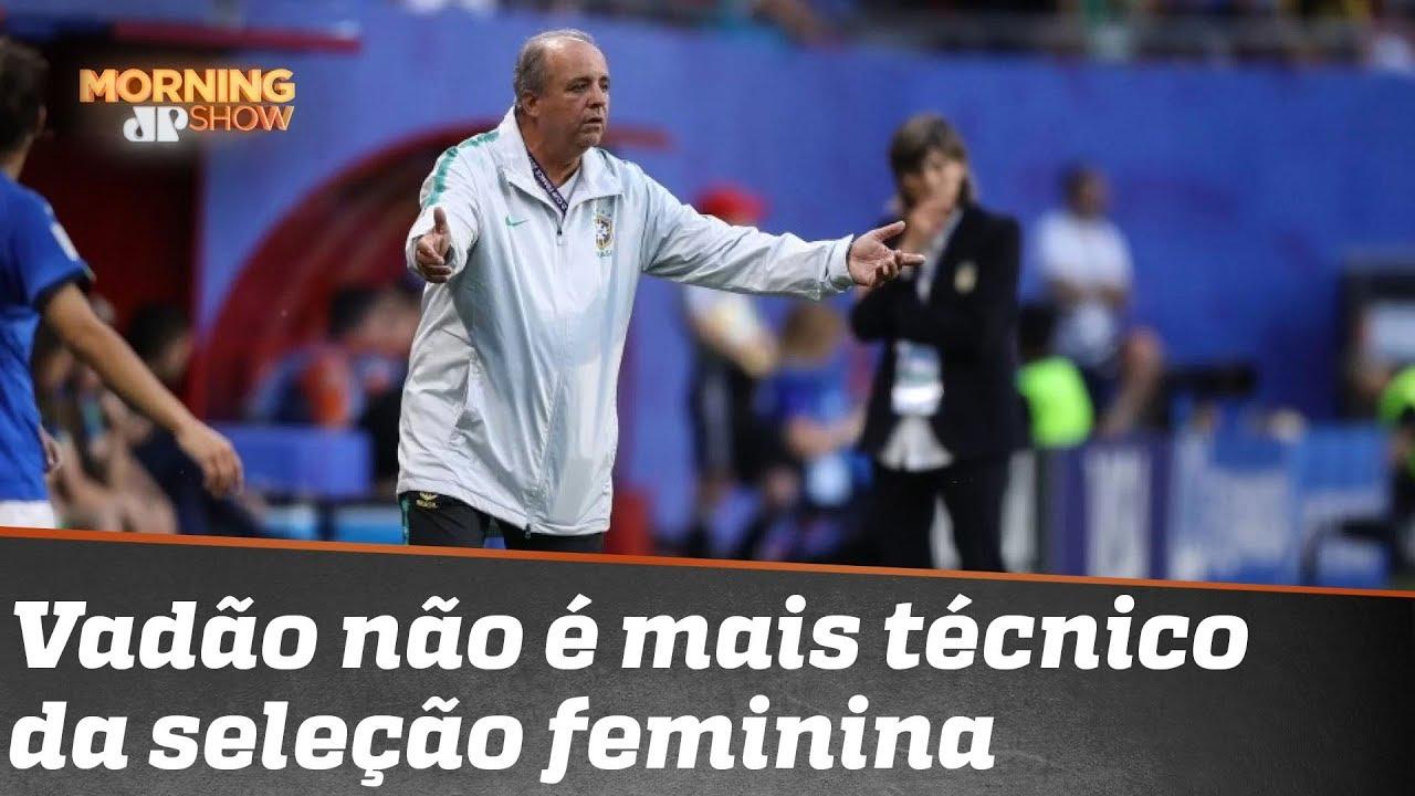 Vadão é Demitido Da Seleção De Futebol Feminino