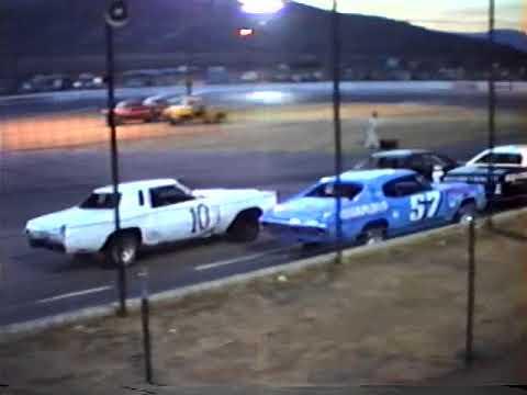Kern County Raceway - 9 September 1996 - Daredevil Stocks