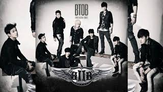 BTOB (비투비) - 1st Mini Album Born To Beat