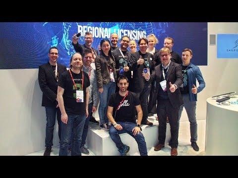 Jolla At Mobile World Congress 2018
