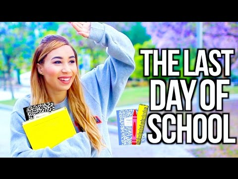 Thumbnail: Expectations Vs. Reality : The Last Day Of School