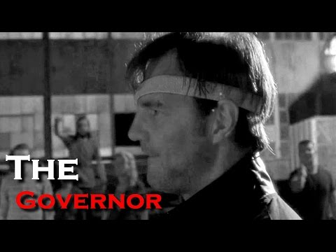 The Governor | Gangsta's Paradise | The Walking Dead (Music Video)
