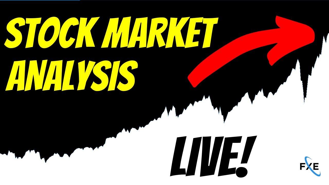 Stock Market Analysis Live Non Farm Payrolls! S&P 500 Technical Analysis