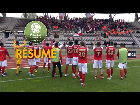 Paris FC - Stade de Reims ( 0-3 ) - Résumé - (PFC - REIMS) / 2017-18