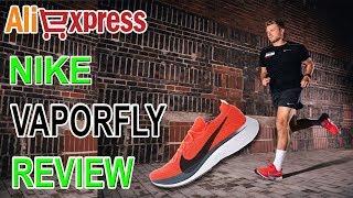 Original Authentic Nike Vaporfly Flyknit 4% Review AliExpress