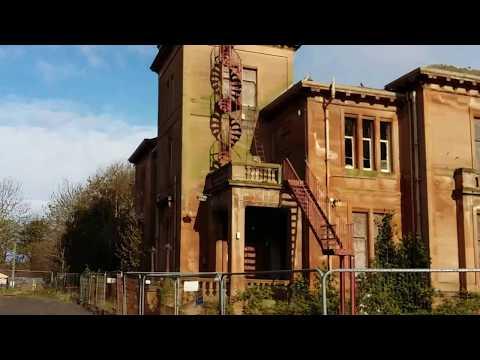 Abandoned Children's Hospital - Seafield Hospital/House Ayr