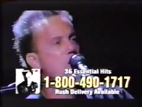 Billy Joel: Commercial for Essential Billy Joel CD