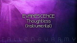 Evanescence - Thoughtless (Instrumental) #1