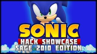 The Sonic Hack Showcase - Sonic 1 SAGE 2010 Edition