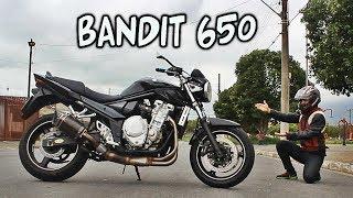 EM BUSCA DA MOTO PERFEITA BANDIT 650