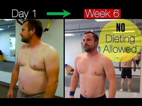 12-Week Human Experiment: From Zero Exercise to Extreme Kettlebell Training. Half Way Progress