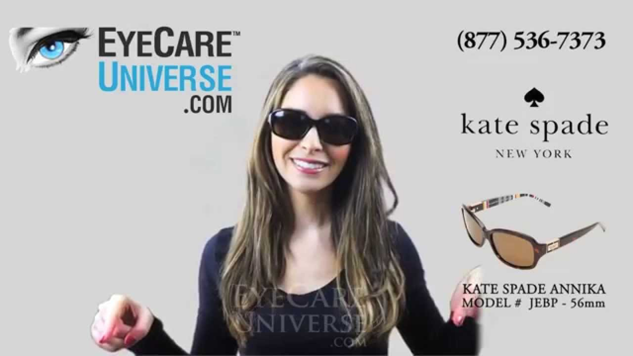 3742bea750 Kate Spade Annika P S 56mm JEBP Extended Review - YouTube