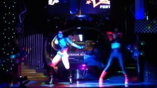 Dance Star Festival,баттл за 1-е место гоу-гоу профи