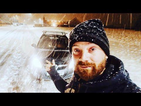 EDINBURGH SNOW STORM