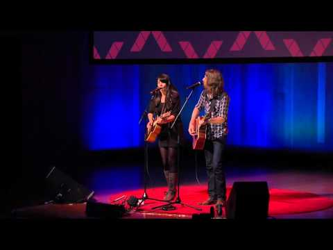 Golden Heart | Dawn & Hawkes | TEDxUSU